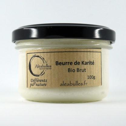 Beurre de karité brut issue de l'agriculture biologique