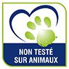 Non teste sur animaux